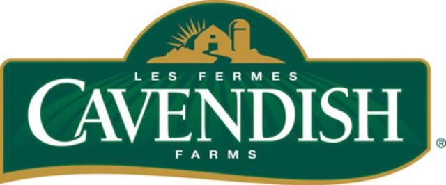 Logo des Fermes Cavendish (Groupe CNW/Les Fermes Cavendish)