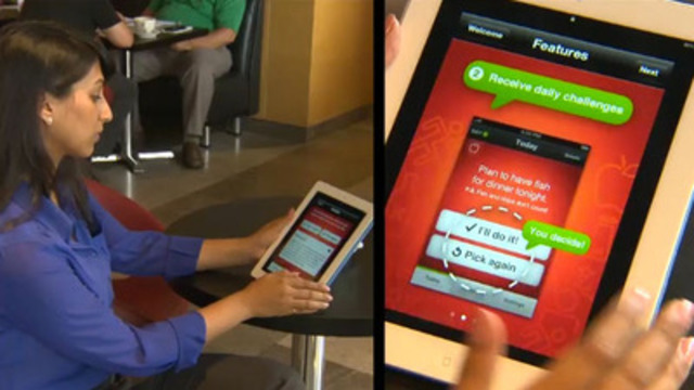 Video: Watch a video on how the Heart and Stroke Foundation's new free mobile app is putting Canadians on the path to a healthier lifestyle. The <30 Days Mobile App is helping users break bad habits and live longer, fuller lives