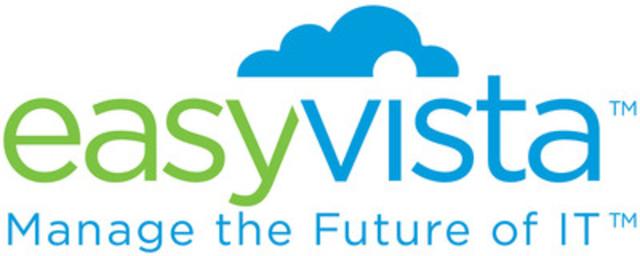 EasyVista Logo (CNW Group/EasyVista)