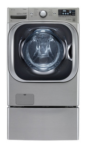 LG No. 1 Brand in Global Washing Machine Market for Seventh Consecutive Year (CNW Group/LG Electronics Canada)