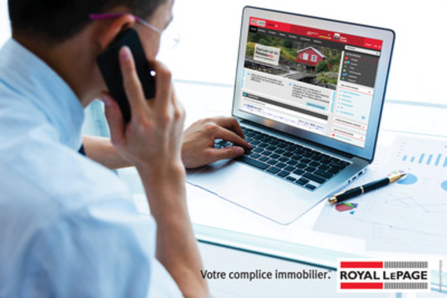 Votre complice immobilier. (Groupe CNW/Royal LePage Limited)