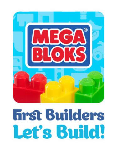 Mega Bloks First Builders -Let's Build! app icon (CNW Group/MEGA BRANDS INC.)
