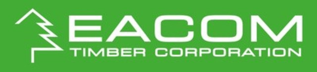 Logo de EACOM Timber Corporation (Groupe CNW/EACOM)