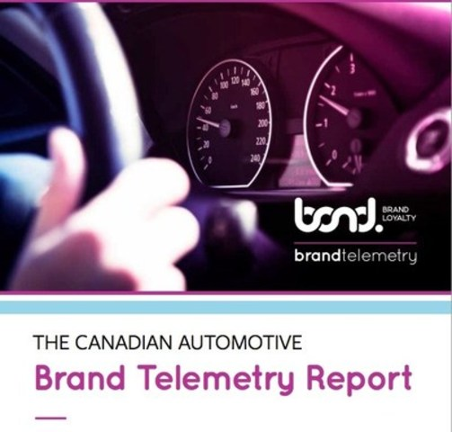 The Canadian Automotive Brand Telemetry Report (CNW Group/Bond Brand Loyalty)