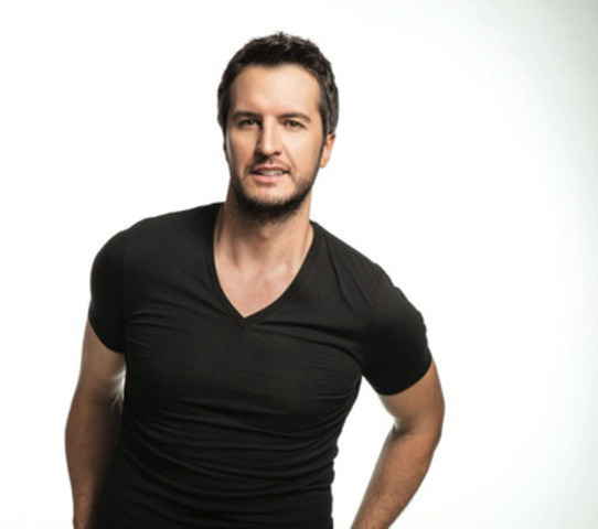Luke Bryan, pictured, will be joining Blake Shelton at the Boots and Hearts Music Festival at the Canadian Tire Motorsport Park in Bowmanville, Ontario, taking place July 31 - August 3, 2014. Organizers are encouraging fans to act quickly as a limited supply of early bird tickets are available for $199.99 at www.bootsandhearts.com (CNW Group/Republic Live 2013 Inc)