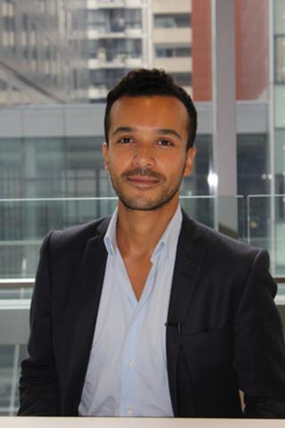 Gabriel Bran Lopez, fondateur de Fusion Jeunesse et lauréat 2013 du Prix Michel-Perron (Groupe CNW/Réunir Réussir (R2))