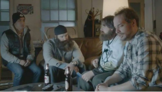 Sneak peek at Molson Canadian's upcoming Rituals TV spots, which will run across Canada during the 2012 Stanley Cup Playoffs