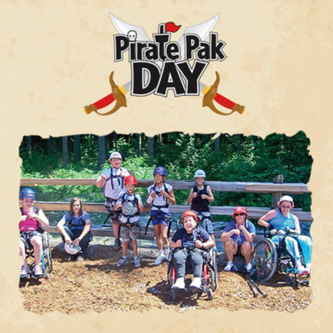 Young campers will attend Zajac Ranch for Children thanks to White Spot's eighth annual Pirate Pak Day fundraiser, which takes place Wednesday, August 12. A toonie from each Kids and Adult Pirate Pak sold will be donated to Zajac Ranch, an established B.C. based charity that provides children and young adults with life-threatening illnesses and chronic disabilities an extraordinary summer camp experience. (CNW Group/White Spot)