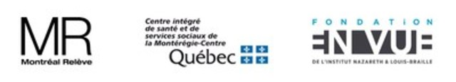 Partenaires du projet d'immersion professionnelle (Groupe CNW/Montréal Relève)