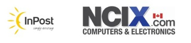 InPost and NCIX (CNW Group/InPost Canada Inc)
