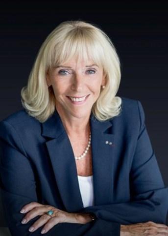 Françoise Bertrand, présidente du conseil d'administration de Proaction International (Groupe CNW/Proaction International)
