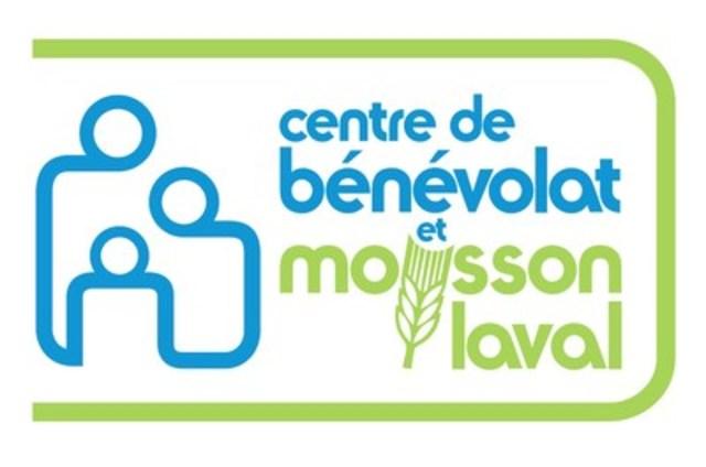 Logo : Centre de bénévolat et Moisson Laval (Groupe CNW/Centre de bénévolat et Moisson Laval)