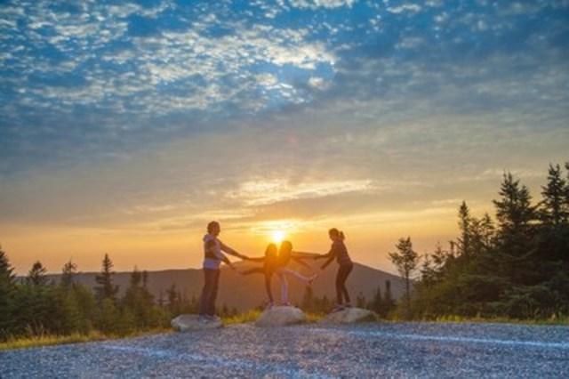 Parc national du Mont-Mégantic (Groupe CNW/Société des établissements de plein air du Québec)