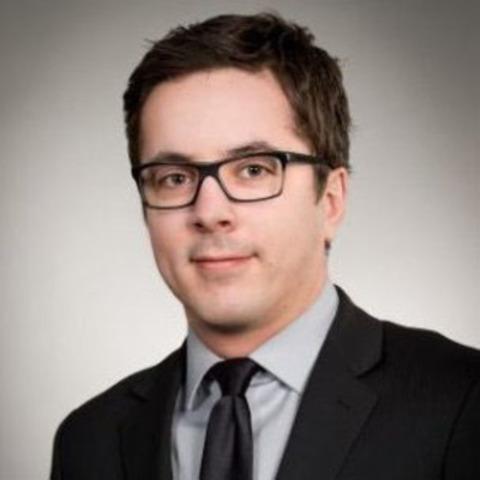 Eric Nauss vice-président adjoint, Assurances collectives à la Standard Life (Groupe CNW/Standard Life)
