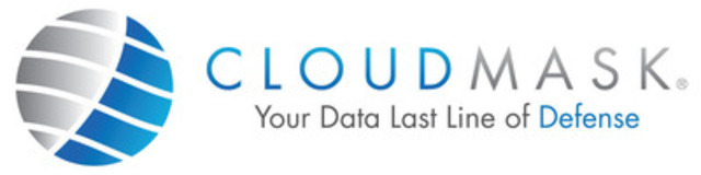CloudMask, your data's last line of defense (CNW Group/CloudMask Corp)