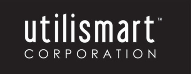 Utilismart Corporation Logo (CNW Group/Utilismart Corporation)
