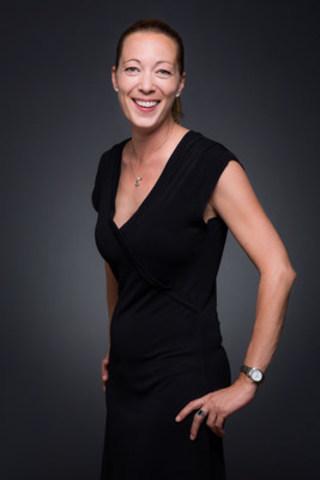 Chantal Gilbert nommée Directrice de la créativité média chez Groupe V Média (Groupe CNW/Groupe V Média)