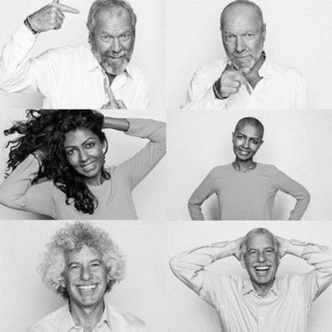 The inaugural #NoHairSelfie Campaign raised over $1.85 million for cancer research at The Princess Margaret. (CNW Group/Princess Margaret Cancer Foundation)
