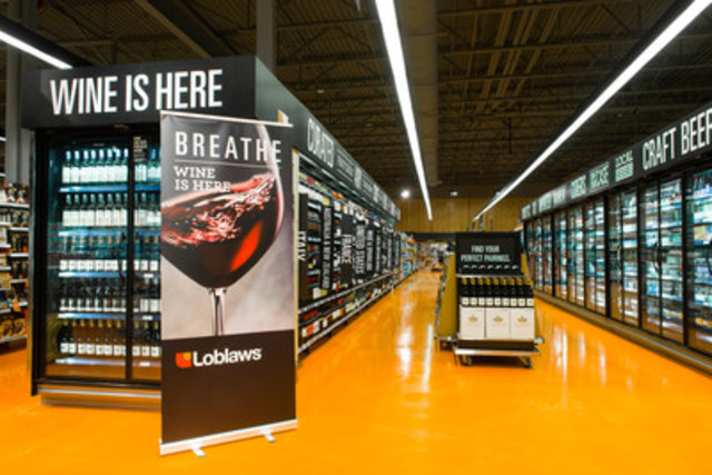 Ottawa grocery stores now selling wine