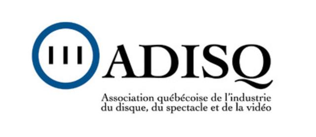 ADISQ (Groupe CNW/ADISQ)