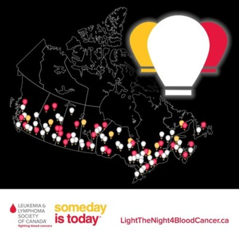 Leukemia & Lymphoma Society of Canada Launches Shine A Light Campaign to Raise $100,000 in Support of ...