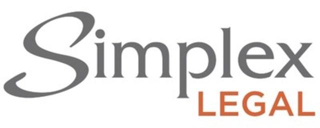 Simplex Services Juridiques (Groupe CNW/Simplex Services Juridiques)