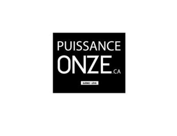 Logo Puisssance Onze (Groupe CNW/Puissance Onze)