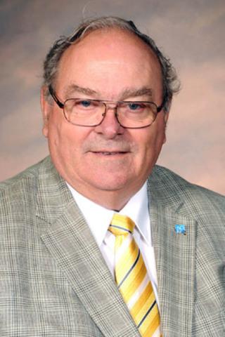 Marcel Ledoux, trésorier (Groupe CNW/AQRP - Association québécoise des retraité(e)s des secteurs public et parapublic)