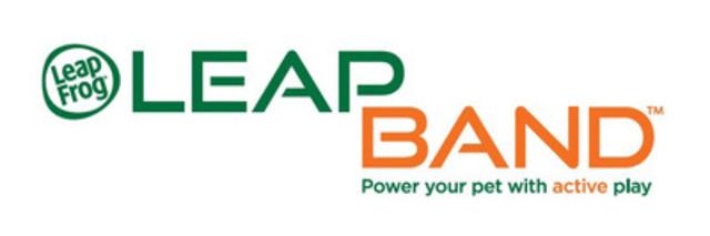 LeapFrog LeapBand (CNW Group/LeapFrog Canada)