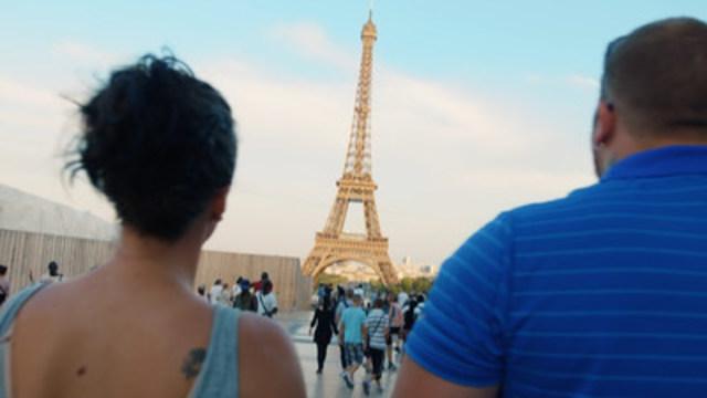 Adam et Seija Nousiainen – France (Groupe CNW/Expedia.ca)