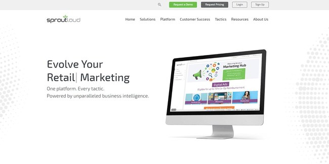 Explore the new SproutLoud.com