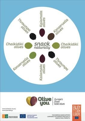 الزيتون الأوروبي: الاختيار الأمثل للأكل الخفيف الصحي