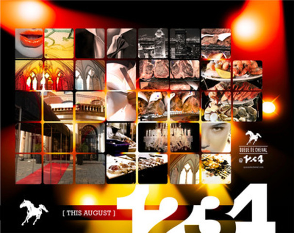 LA QUEUE DE CHEVAL STEAKHOUSE [The 'Q'] and the MRG Group, along with MONTAGE MANAGEMENT headed by Mario Tremblay [a.k.a. MC Mario] are proud to announce that [The 'Q'] has been invited by 1234 to set up in their location, while it finishes building its NEW location at 1181 rue de la Montagne (CNW Group/La Queue de cheval Steakhouse & Bar)