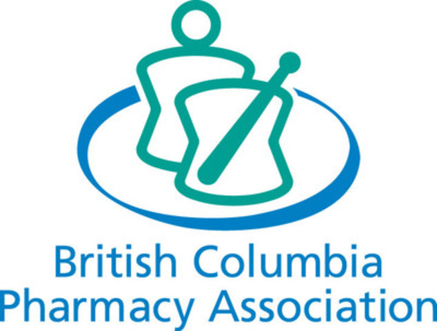 BC Pharmacy Association (CNW Group/British Columbia Pharmacy Association)