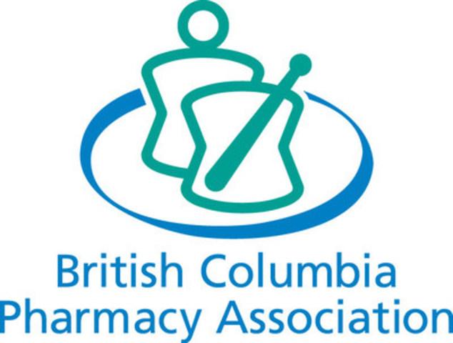 BC Pharmacy Association (CNW Group/British Columbia Pharmacy Association)