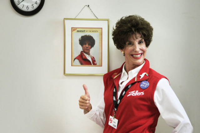 Carol the Store Manager (CNW Group/Zellers Inc.)