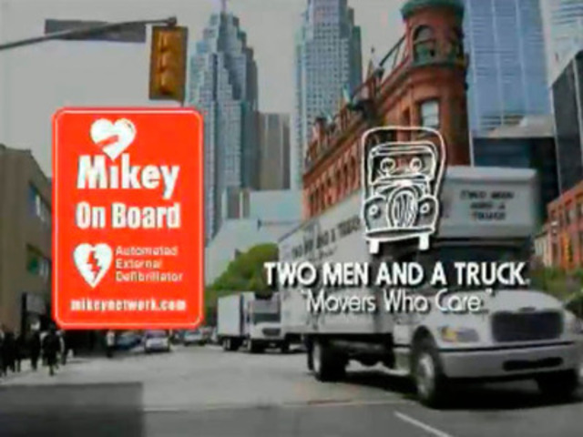 "Video: Two Men And A Truck ""Movers Who Care"""