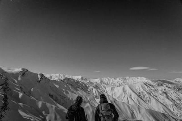 A Skier's Journey: Chad Sayers and Forrest Coots in Iran (CNW Group/Arc'teryx)