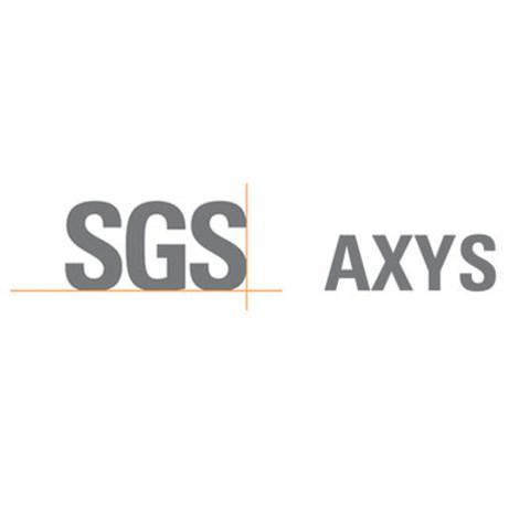 SGS Canada Inc. logo (CNW Group/SGS Canada Inc.)
