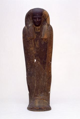 Le sarcophage de Nen-Oun-Ef. Crédit photo : Les musées de la Civilisation. (Groupe CNW/Commission de la capitale nationale du Québec (CCNQ))