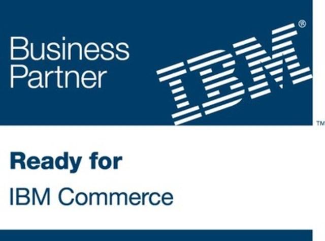 Ready for IBM Commerce Logo (CNW Group/ResponseTek)