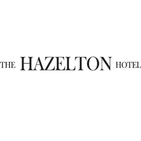 The Hazelton Hotel (CNW Group/The Hazelton Hotel)