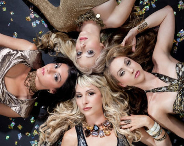 NARIA - Canadian Opera/Pop Group - Winners - MIDEM 2012 (CNW Group/NARIA GROUP)