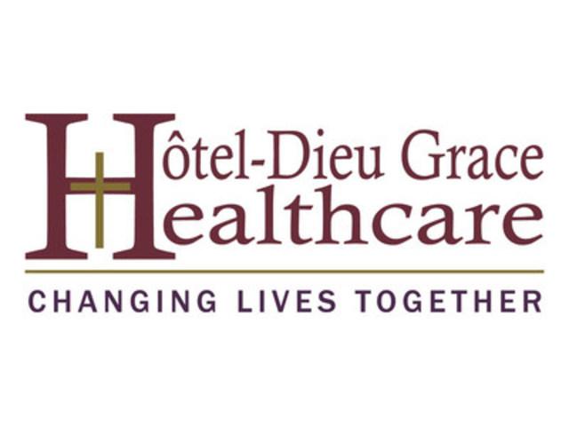 Hôtel-Dieu Grace Healthcare (CNW Group/Hôtel-Dieu Grace Healthcare)