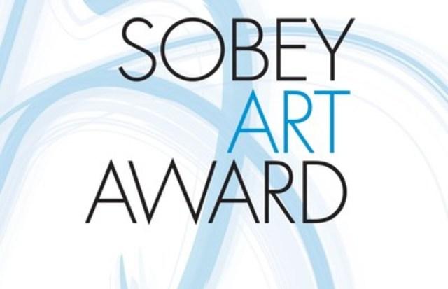 Logo: Sobey Art Award (CNW Group/Art Gallery of Nova Scotia)