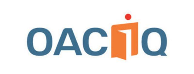 Logo OACIQ (CNW Group/ORGANISME D'AUTOREGLEMENTATION DU COURTAGE IMMOBILIER DU QUEBEC (OACIQ))