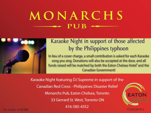 Monarchs Pub, Eaton Chelsea (CNW Group/Eaton Chelsea)