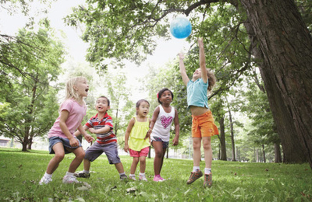 ParticipACTION's Longest Day of Play (CNW Group/ParticipACTION)
