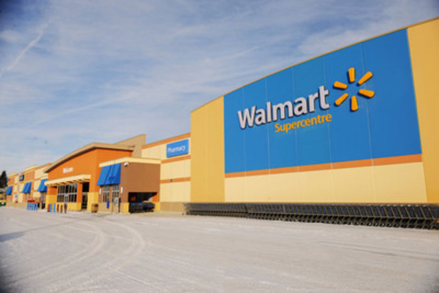Walmart Supercentre (CNW Group/Walmart Canada)