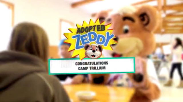 Video: Zellers Iconic Mascot Zeddy Finds New Home With Camp Trillium